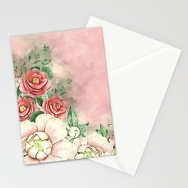 Queen Rose #society6 #rose #floral Stationery Cards