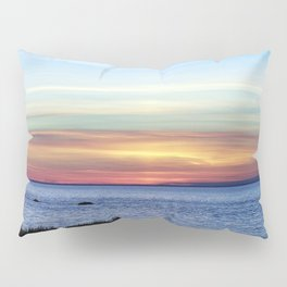 Sunset in the Clouds Pillow Sham
