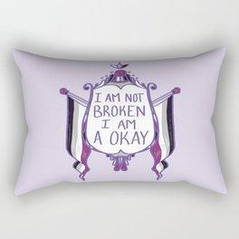 A OKAY Rectangular Pillow