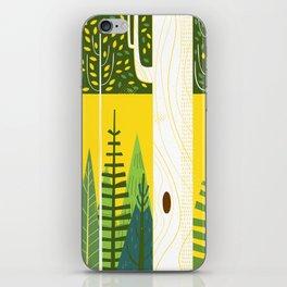 Joyful Trees iPhone Skin