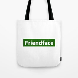 Friendface - The IT Crowd Tote Bag