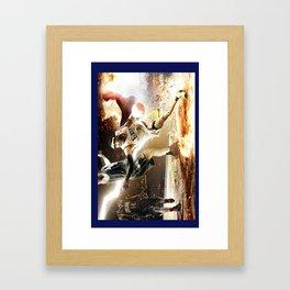 Lord Of War Framed Art Print