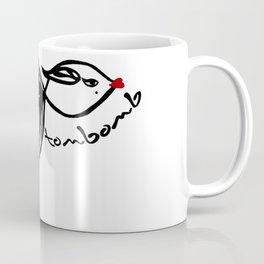Marilyn Fish Coffee Mug
