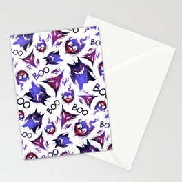 Ghostly Trio Stationery Cards