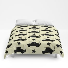 U.S. Military: HMMWV Humvee Pattern Comforters