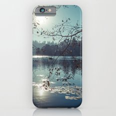 India - Blue lake Slim Case iPhone 6s