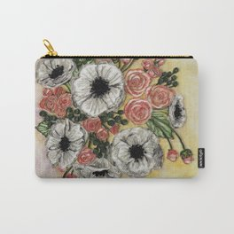 Flowers for Stephanie Carry-All Pouch