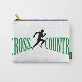 Cross country Carry-All Pouch
