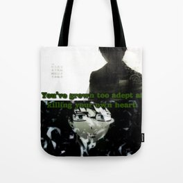 Fragile Heart - Yukio Okumura Tote Bag