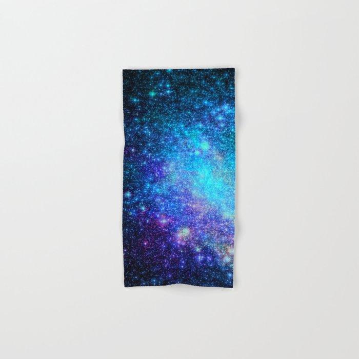 Magical Nebula Universe Hand & Bath Towel