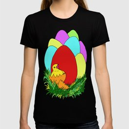 Eggs and Chick T-shirt