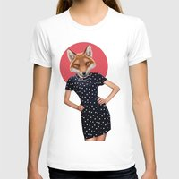 polkadot T-shirts featuring Polkadot by Hagara Stuff