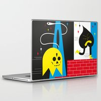 ghost Laptop & iPad Skins featuring Ghost by Dr ponce