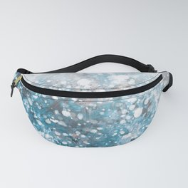 Snowflakes Fanny Pack