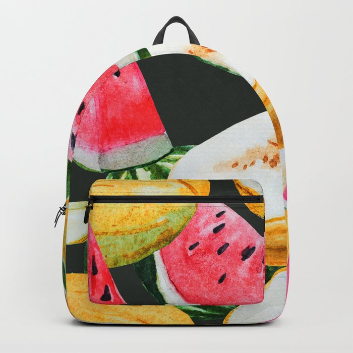 Melon Pattern 02 Backpack