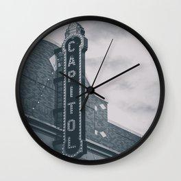 Capitol Marquis Wall Clock