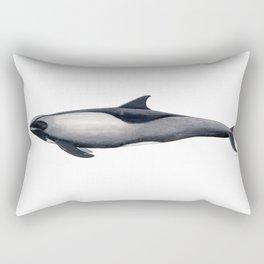 Melon-headed whale Rectangular Pillow