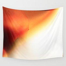 tangerine tangent  Wall Tapestry
