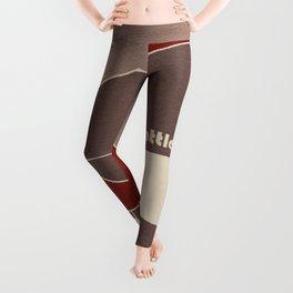 Seattle Mosaic Leggings