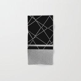 Silverado: Black Hand & Bath Towel