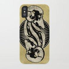 Aries the Ram Slim Case iPhone X