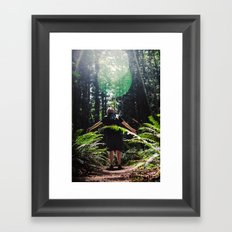 The Calling Framed Art Print