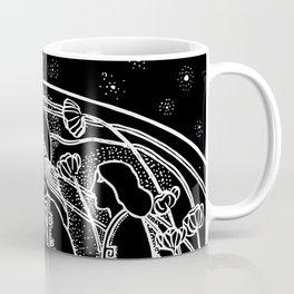 Love and Death Coffee Mug