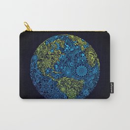 Our Planet.  Carry-All Pouch