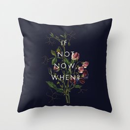 The Theory of Self-Actualization III Throw Pillow