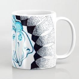 Blue Ganesh Coffee Mug
