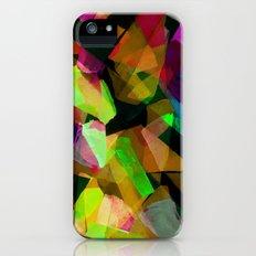 Geometric Puzzel Slim Case iPhone (5, 5s)