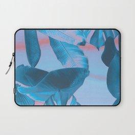 Electric blue botanics (everyday 8/365) Laptop Sleeve