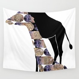 year of the horse: decapitation Wall Tapestry