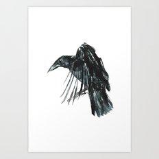 Death Diner Art Print