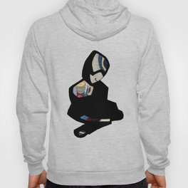 Sitting figure Hoody