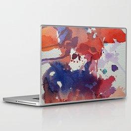 I dream in watercolor E Laptop & iPad Skin