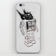 robot army iPhone & iPod Skin