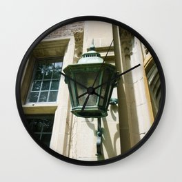 Founders Lantern Wall Clock