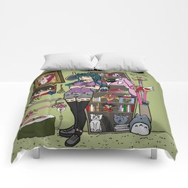 Anime Lover Comforters