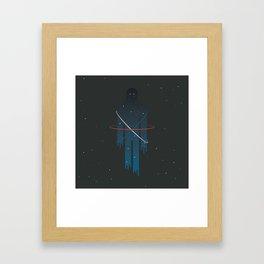 I'm Not Here, This isn't Happening Framed Art Print