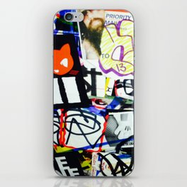 grafiti v.5 iPhone Skin