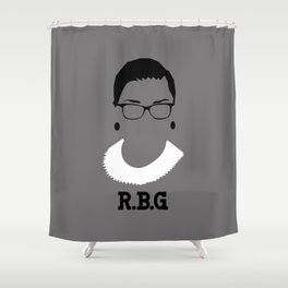 RBG Shower Curtain