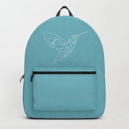 Geo Hummingbird Backpack