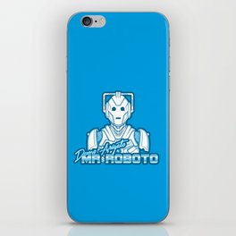 Domo Arigato Mr. Cyberman iPhone Skin