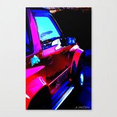 Suzuki Vitara print Canvas Print