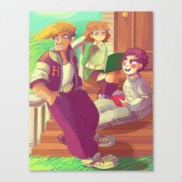 Chishimondo Canvas Print