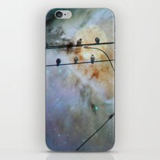 Night Spark iPhone & iPod Skin