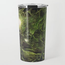 Harry and Dumbledore in the Horcrux Cave Travel Mug