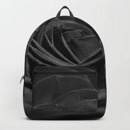 Grey Rose Backpack