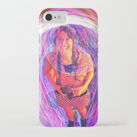 wasted rita iPhone & iPod Cases featuring Rita by Karl Doerrer-Attaway